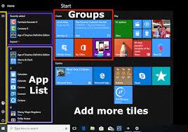 10 Möglichkeiten zur Anpassung des Windows 10 Startmenüs